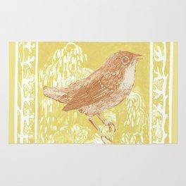 Song bird Rug