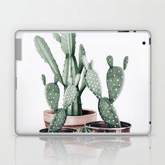 Potted Cacti Rose Gold Laptop & iPad Skin