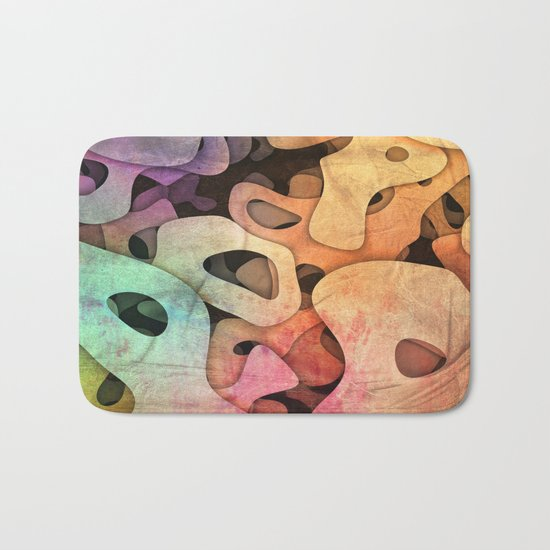 Where the monsters live? Bath Mat
