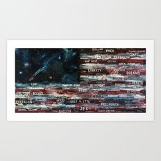 Your America (part 1 of 2) Art Print