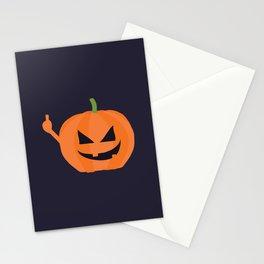 Pumpkin Spice Stationery Cards