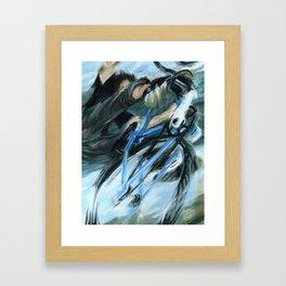 BOB_Woods Framed Art Print