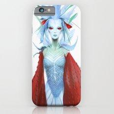 Blue Carmine Fairy iPhone 6s Slim Case