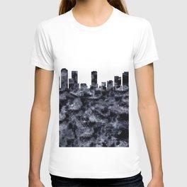 Denver Skyline Colorado T-shirt