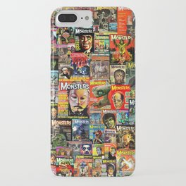 Monsters  |  Collage iPhone Case