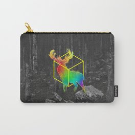 Catch The Reinbow Carry-All Pouch