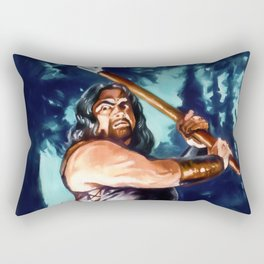 Charmed Huntsman Rectangular Pillow