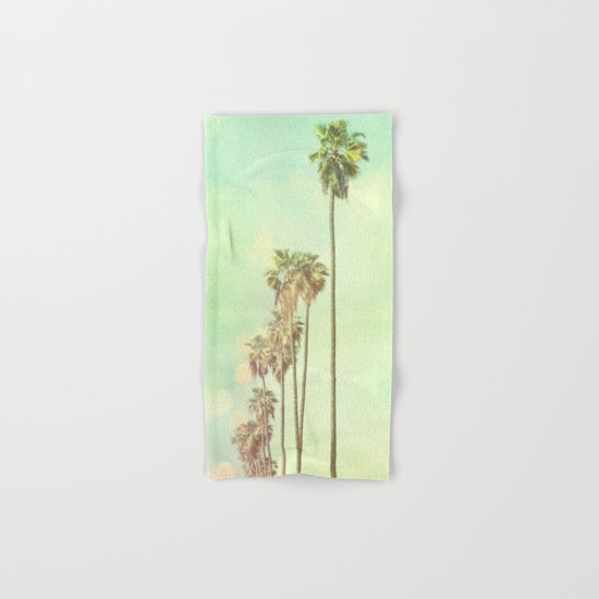 Los Angeles. La La Land photograph Hand & Bath Towel