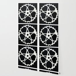 Bicycle Skip Tooth Chainring Wallpaper