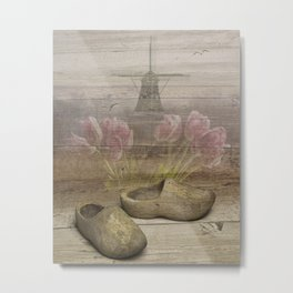 Dutch Heritage Metal Print