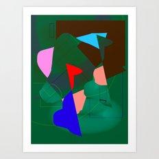lantz45_Image007 Art Print
