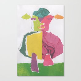 Teresa Canvas Print