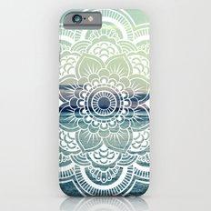 Mandala : Teal Sea Sunset Slim Case iPhone 6s