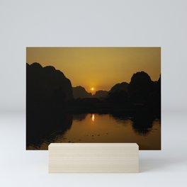 Picture Postcard Perfect Mini Art Print