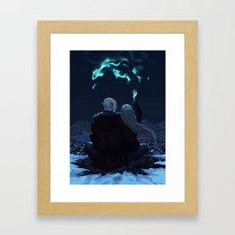 Respite Framed Art Print