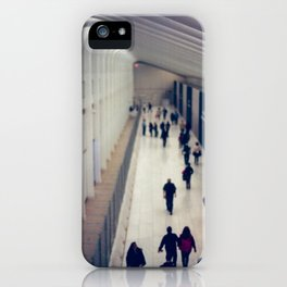 World Trade Center, Freedom Tower Transit Center iPhone Case