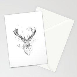 Frankly Deer Stationery Cards
