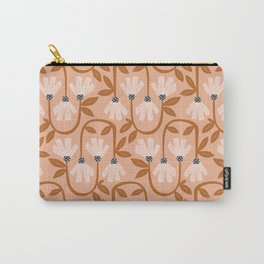 Flowering Vines Carry-All Pouch