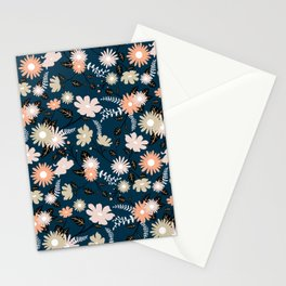 Marseille - Floral Pattern Stationery Cards