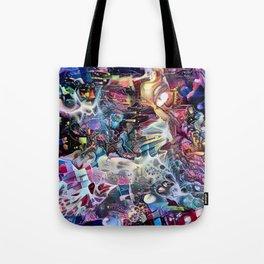 Phantodyssey Tote Bag