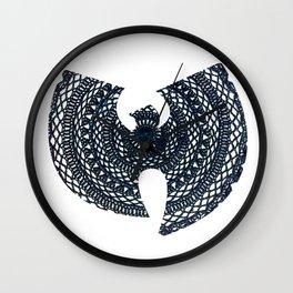 Crochet Wu Wall Clock