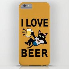 I love beer iPhone 6 Plus Slim Case