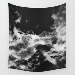 Waves of Marble Wall Tapestry