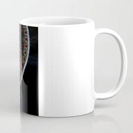 Circular Corrosion Coffee Mug