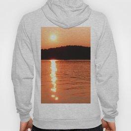 Sunset Canoe Hoody