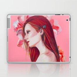 Princess Red Hair Laptop & iPad Skin