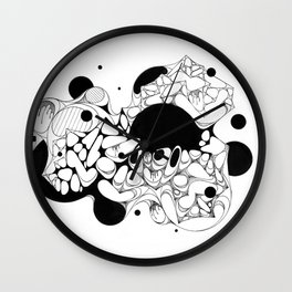 FREEHAND 003 Wall Clock