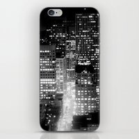 san francisco iPhone & iPod Skins featuring san francisco by Bunny Noir