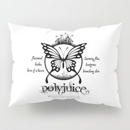 Polyjuice Potion Pillow Sham