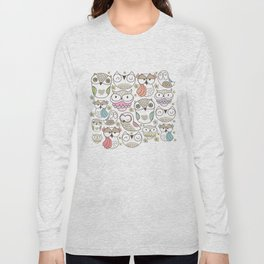 The owling Long Sleeve T-shirt