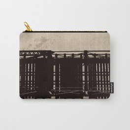 bridge to a simpler time Carry-All Pouch
