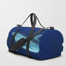 Dolphin and blues Duffle Bag