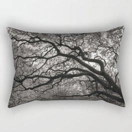 Magnolia Trees in Blossom 01 Rectangular Pillow