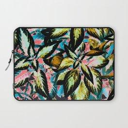 Tropical Leaf Jungle Laptop Sleeve