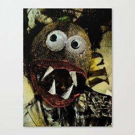 Disparate Youth Canvas Print