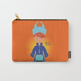 Le petit Mikel /Character & Art Toy design for fun Carry-All Pouch