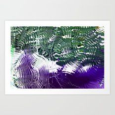 Abstract3 Art Print