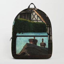 A Berkshire Half Timbered Cottage Backpack