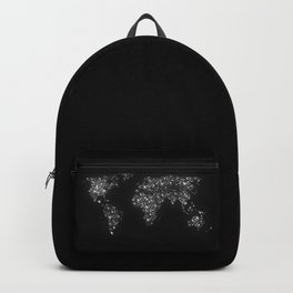 Tiny light spec in the great big universe Backpack