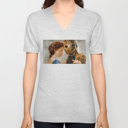 Jason Vorhees as Jack Dawson Unisex V-Neck