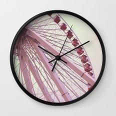 Farris Wheel Wall Clock