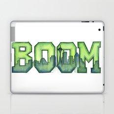 Legion of Boom Seattle 12th Man Art Laptop & iPad Skin