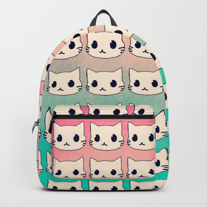 cats-33 Backpack