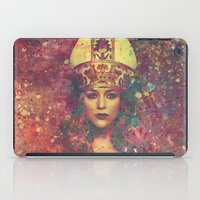 queen iPad Cases featuring Queen by Nechifor Ionut