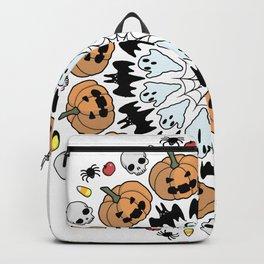 SPOOKY MANDALA Backpack