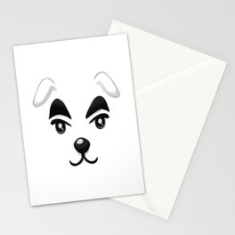 Animal Crossing KK Slider Stationery Cards